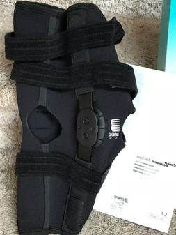 BREG 07004 Roadrunner Hinged Knee Brace Large, NIB