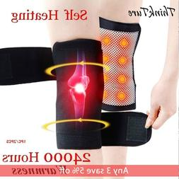 1 Pair Magnetic Therapy Sports Elbow <font><b>Knee</b></font
