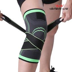 WorthWhile 1PC <font><b>Sports</b></font> Kneepad Men Pressu