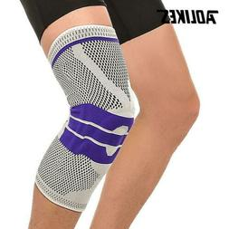 1PCS Basketball Support Silicon Padded Kneepad Knee Pads Sup