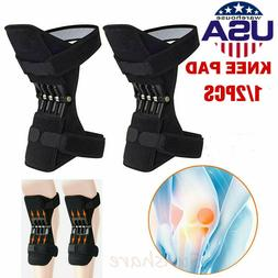 2/1X Support Brace Knee Pads Booster Lift Squat Sport Power