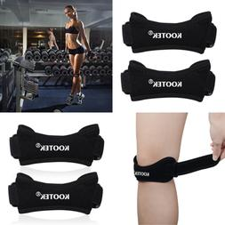 2 Pack Knee Strap Patella Tendon Brace Adjustable Neoprene P