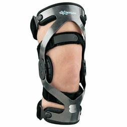 BREG 21930 Knee Brace Functional Left Medium  Polycentric Pe