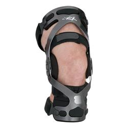 BREG 25140 Knee Brace Left Large X2K OA Ots W/Adjustable Hin