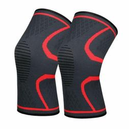 2knee brace support compression sleeve for joint