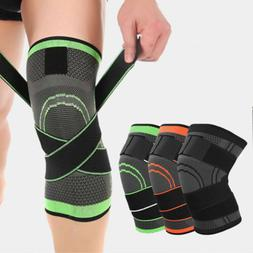 2pack adjustable knee brace w strap compression