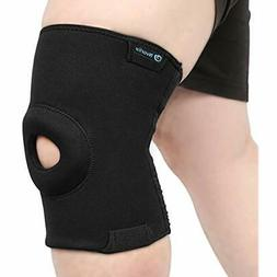 3XL Plus Size Knee Compression Sleeves Design For Large Legs