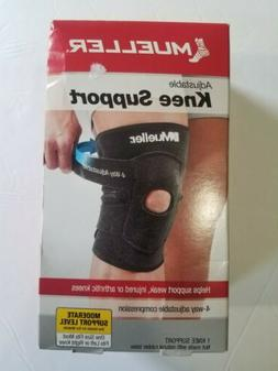 Mueller 4 Way Adjustable Moderate Compression Knee Support /