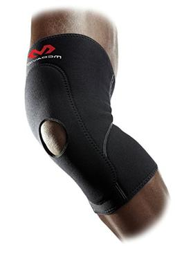 McDavid 404 Deluxe Knee Support with Open Patella & Anterior