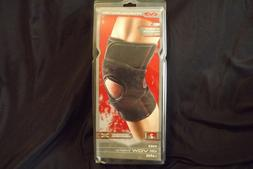 McDAVID 421 Knee Brace w/ Lateral Stays Large Level 2 Suppor