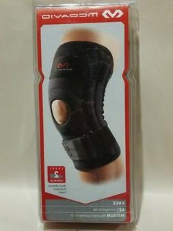 McDAVID 421 Knee Brace w/ Lateral Stays Level 2 Support . ME