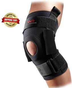 McDavid 428 Knee Brace w/ Polycentric Hinges Level 3 Support