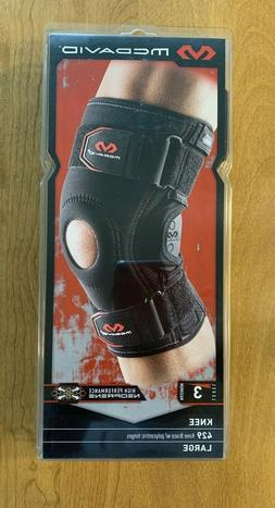 McDavid 429 Ps Ii Hinged Knee Stabilizer