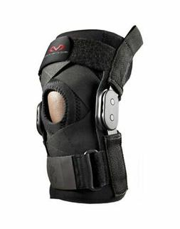 Mcdavid 429X Hinged Knee Brace Support With Crossing Straps