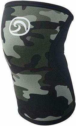 7751 rx 5mm knee support camo m