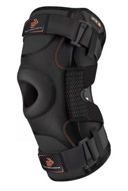 SHOCK DOCTOR 872 KNEE SUPPORT MEDIAL/LATERAL DUAL HINGES  BR