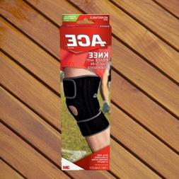 ACE Brand Knee Brace with Dual Side Stabilizers, Adjustable,