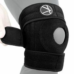 Adjustable Copper Knee Brace Support for Arthritis, ACL