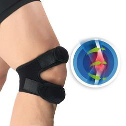 Adjustable <font><b>Knee</b></font> Support Elastic <font><b