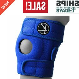 Adjustable Kids Knee Brace Support for Sports Tear Injury Re