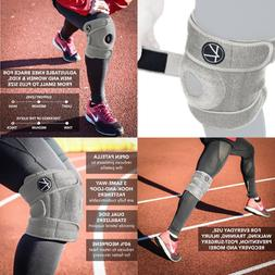 Adjustable Knee Brace Support For Arthritis ACL MCL LCL Spor