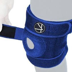 adjustable knee brace support for arthritis acl