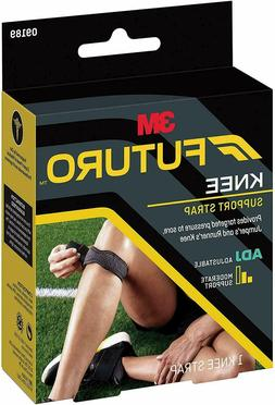 Futuro Sport Adjustable Knee Strap, Moderate Support