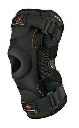 Shock Doctor Adult Ultra Knee Support with Bilateral Hinges
