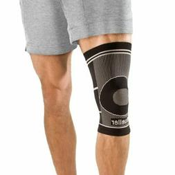 Mueller Antimicrobial Stretch Knee Brace: No-Seam Custom Kni