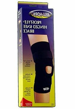 Bell-Horn Prostyle Hinged Knee Brace Black XXXL NEW!