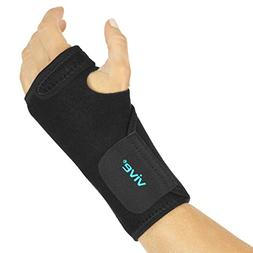 Vive Carpal Tunnel Wrist Brace - Hand Compression Support Wr