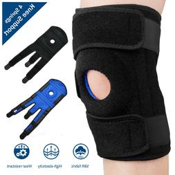Breathable Non-slip Knee Brace with Patella Stabilizer Kneec
