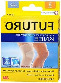 Futuro Comfort Lift Knee Support, Mild Support, Small, Beige
