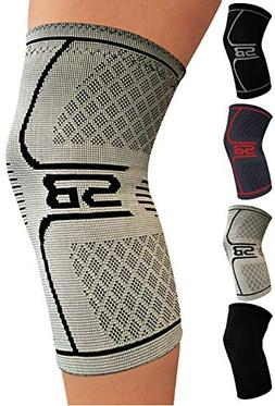 SB SOX Compression Knee Brace for Knee Pain - Braces and Sup