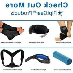 RiptGear Compression Knee Sleeve - Knee Brace for Arthritis,