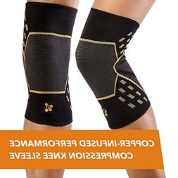 CopperJoint – Copper-Infused Performance Compression Knee