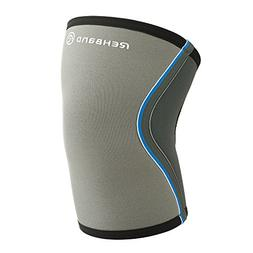 Rehband Core Line Knee Support 7751 5mm - X-Small - Gray - 1