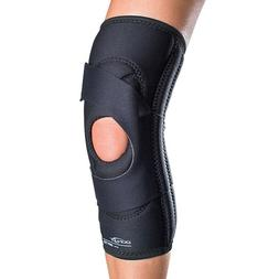 DonJoy Lateral J Patella Knee Support Brace-Left- Large New