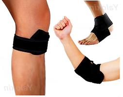 Elbow Brace Strap, Runner's Knee Strap, Ankle Strap for Reco