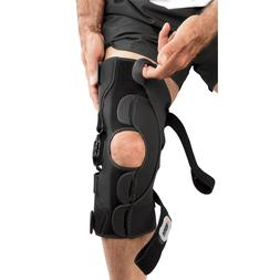 🔥 Breg Freestyle OA Medial Knee Brace 🔥#11715  New w B