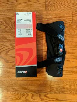 Breg Freestyle OA Medial Knee Brace #11772 Left Leg S Small