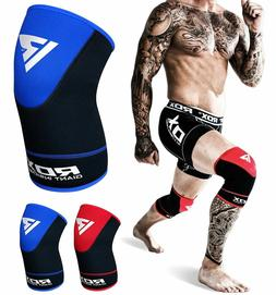 RDX Knee Support Brace Compression Sleeve Tendonitis Pain AC
