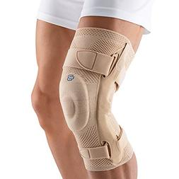 GenuTrain S Knee Support Color: Nature, Size: Left 3