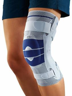 Bauerfeind GenuTrain S PRO Knee Support Brace Size 4 Left Ne