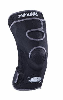 Mueller Hg80 Knee Brace, Medium, Black, 1-Count Box