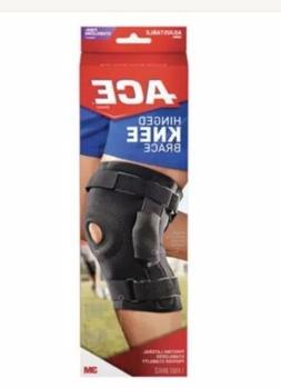 ACE Hinged Knee Brace Firm Stabilizing Support 209600