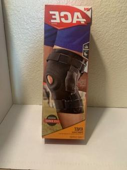 ACE Hinged Knee Brace, One Size Fits Most, Left or Right Kne