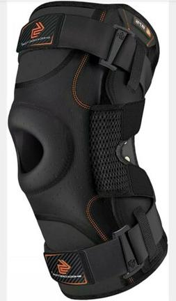 Hinged Knee Brace: Shock Doctor Maximum Support Compression