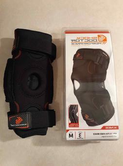 Shock Doctor Hinged Knee Brace Maximum Support Compression K