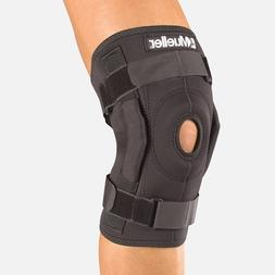 Mueller Hinged Knee Brace Support ~ ACL MCL ligament Runner'